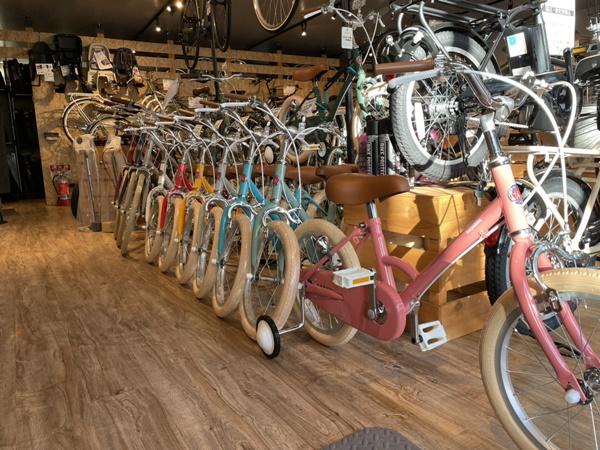 リトルトーキョーバイクの在庫